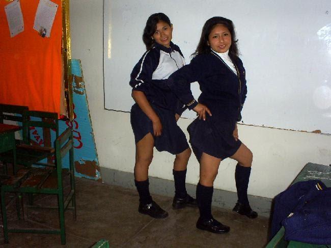Fotos de colegialas peruanas desnudas Nude Photos 6