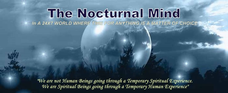 The Nocturnal Mind