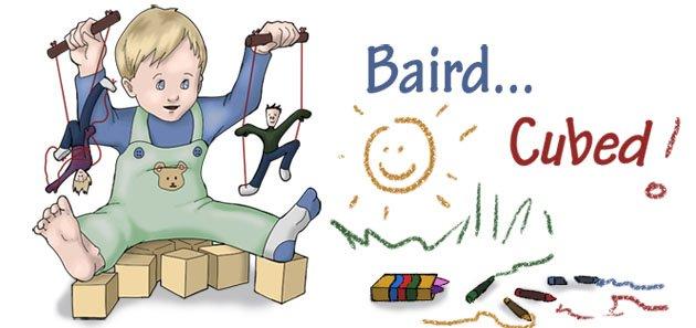 Baird... Cubed