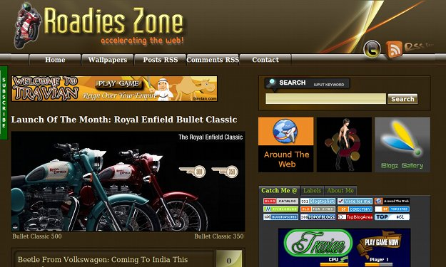 Roadies Zone