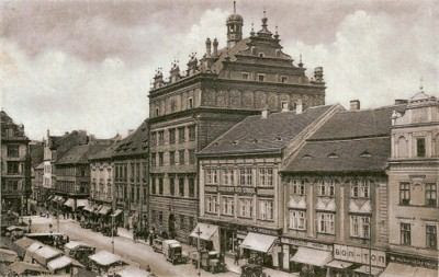 Namesti republiky 1940