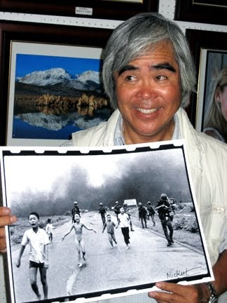 The Beret Project: Nick Ut
