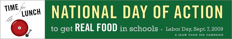 Time for Lunch: National Day of Action