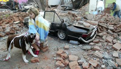 Sismorichter on Terremoto De 8 8 Grados Richter Azot   Chile Y Dej   Al Menos 82