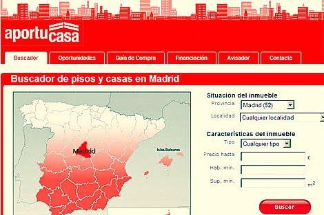 Mayo 2010 casas pisos y departamentos - Pisos en venta del banco santander ...
