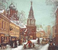 Художник Сергей Волков