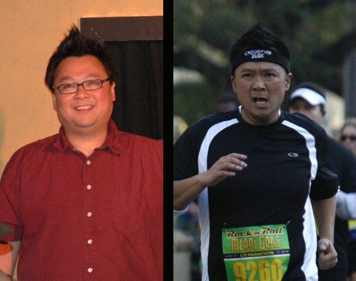 to train for a marathon.