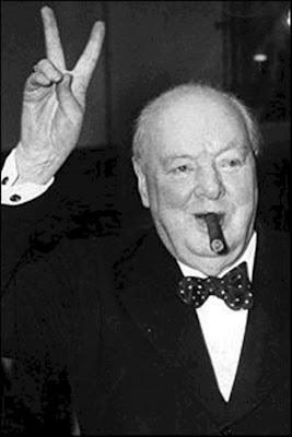 Черчилль. Было ли заикание?