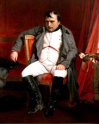 Наполеон Бонапарт.Заикание