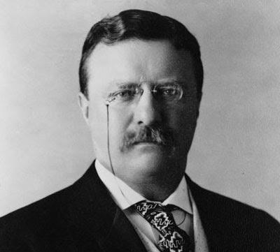 Теодор Рузвельт.Заикание