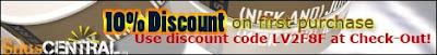 10% New Customer Discount at SnusCENTRAL.com