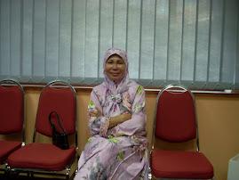 Mrs Jaffary, Penaja Koperasi KOKAMI