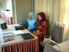 Dua Pendaftar KOKAMI di Dewan Mufakat, Daerah Temburong