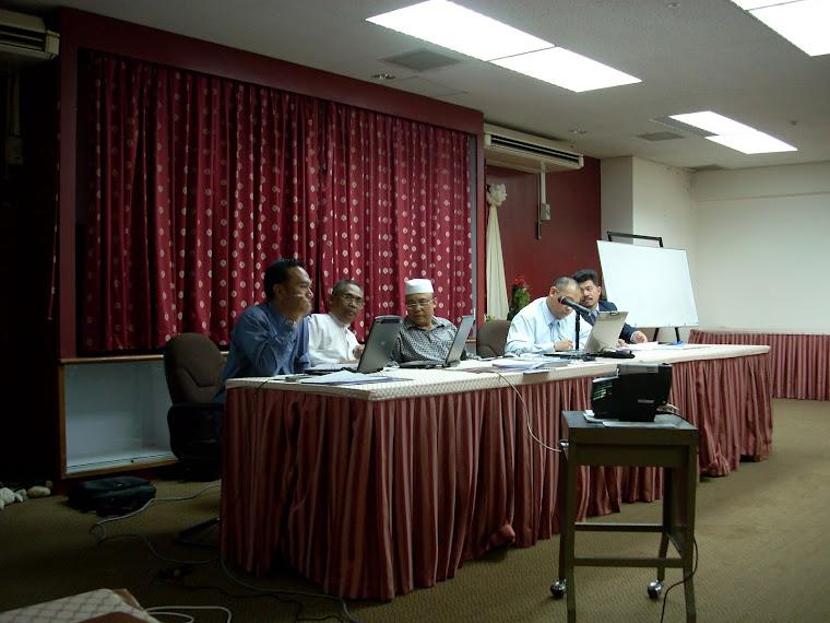 Jarayawara KOKAMI di Dewan Mufakatl, Temburong