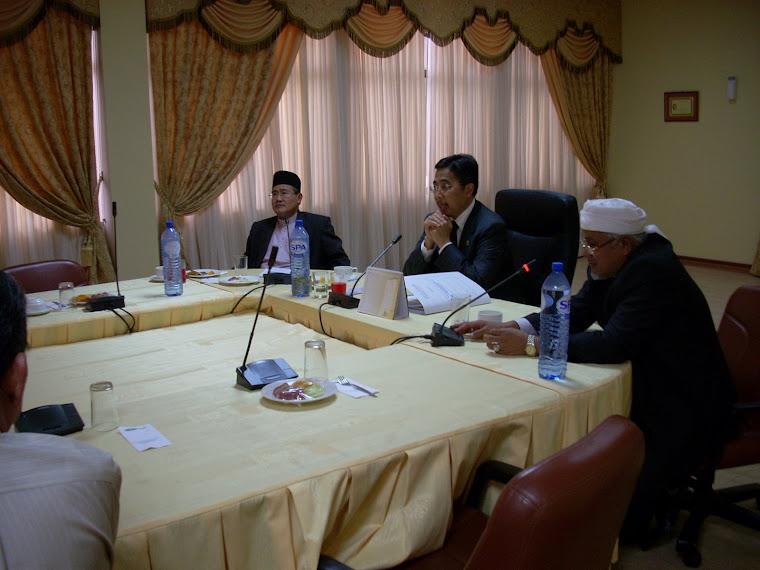 Menteri Hal Ehwal Dalam Negeri, Timbalan Menteri dan Pemangku Setiausaha Tetap