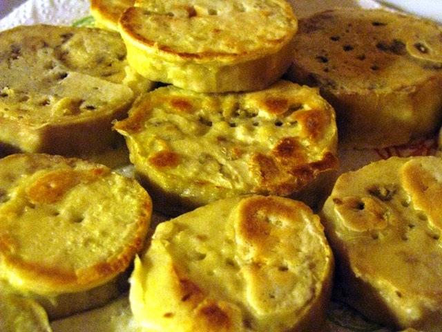 Cuisine solo beignets d 39 aubergine - Aubergine a la poele ...