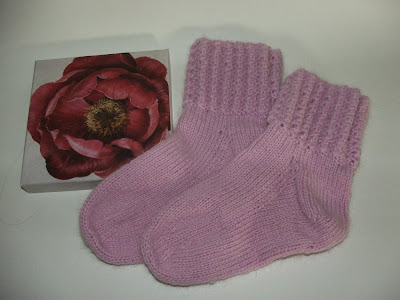 knitted sock sensations lovely vtg 1940s pajamas knitted bed socks
