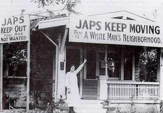 no japs sign