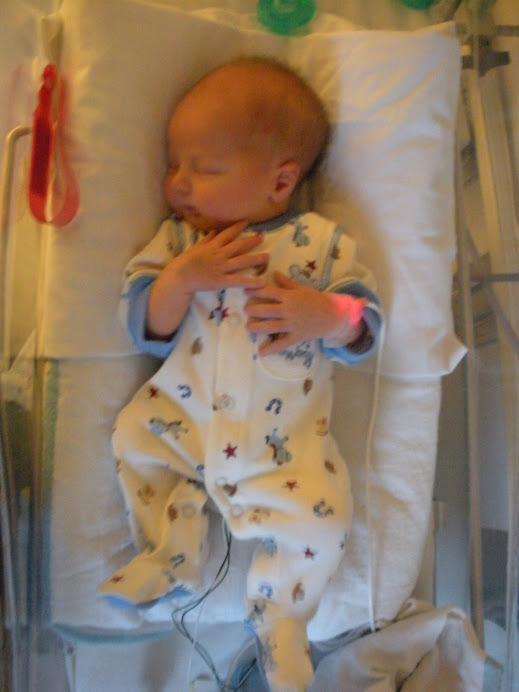 NICU - Day Four