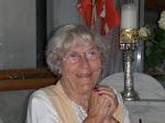 Tante Thura's 96th Birthday