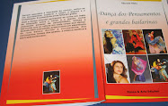 """Livro: """"Dança dos Pensamentos e Grandes Bailarinas"""""""