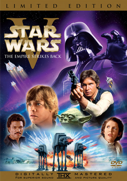 ვარსკვლავური ომები. ეპიზოდი 5   (ქართულად) Star Wars: Episode V - The Empire Strikes Back  Звёздные войны. Эпизод 5: Империя наносит ответный удар