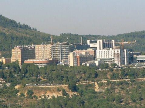 [Hadassah+Hospital]