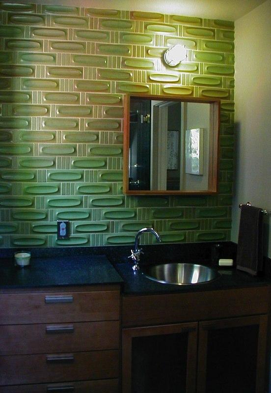 Enzy Living Heath Ceramics Dimensional Tile