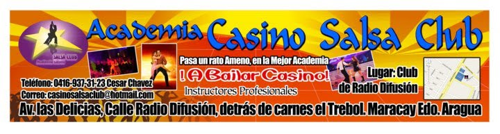 Academia Casino Salsa Club