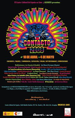 Festival Contacto 2008 - ALOARDI