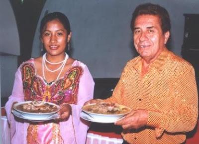 """Edwin Montoya: Degustó el """"Chairo"""" y hará lo mismo con el """"Cancacho"""""""
