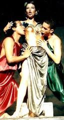 PERSONAJE: Pandora. OBRA: Cuentos de la Vieja Grecia