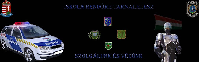 Iskola Rendőre Tarnalelesz