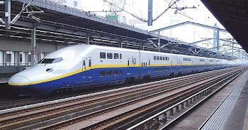 shinkansen japan