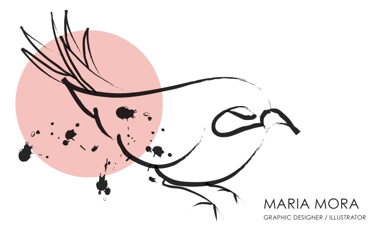 Maria Mora Graphic Designer/Illustrator