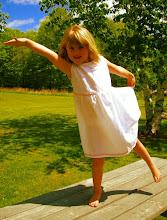 Louisa's Summer Dress