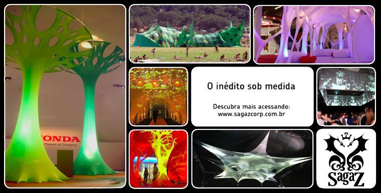 Concepção Espacial & Tenso Esculturas