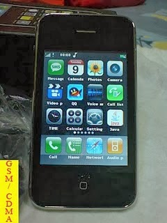Jual HP China Murah di Jepara: IPHONE GSM/CDMA Murah