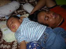 Dua Singa Yang Lagi Tidur