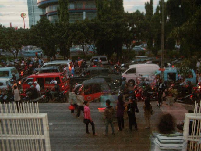 Suasana Trafik Jam