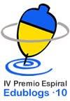 IV PREMIO ESPIRAL EDUBLOGS. 2010