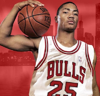 derrick rose college stats. derrick rose tattoos on his
