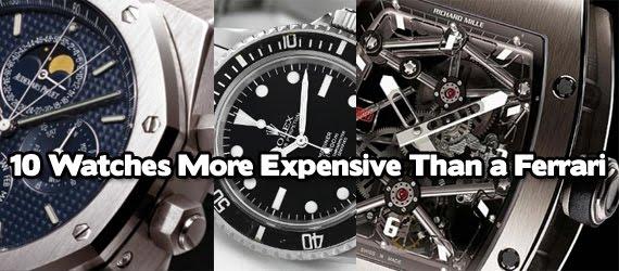 World Costly Watch