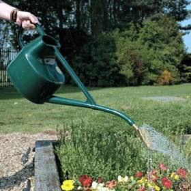 Cuidado de plantas y jardines como regar las plantas y for Riego de jardines