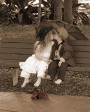 Extraño tus palabras, tus besos, tus miradas