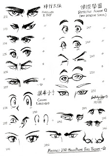 The Eyes Which Are Like Other Animation Not Still Emotion Less Way They Draw In Anime It Makes Characters Very Interactive Can