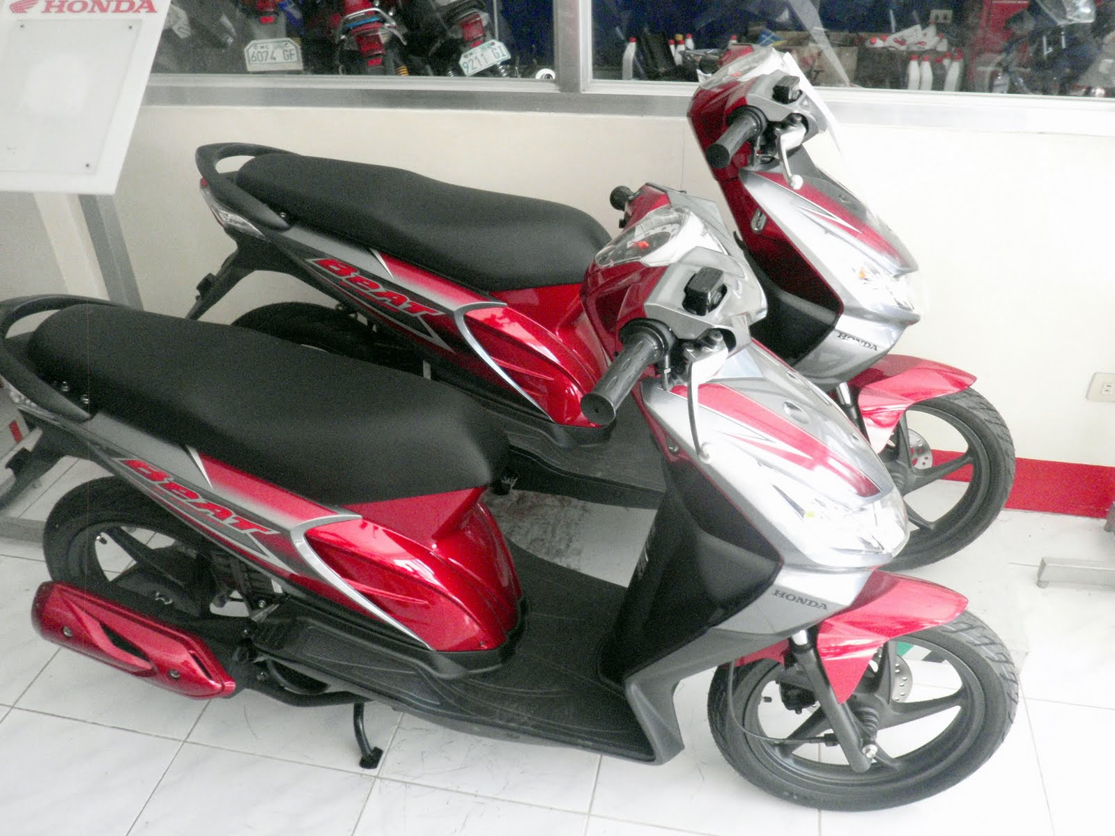 The Honda Beat pictured above