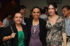 Drª Valquíria, Senadora Marina Silva e Drª Andréia