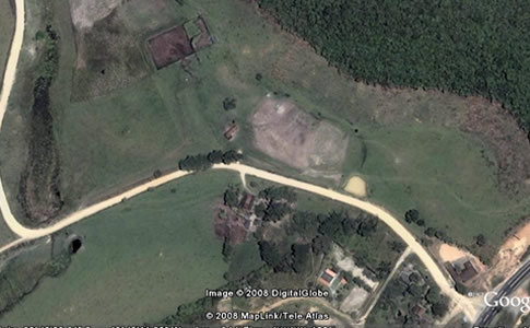 Terraplanagem Comperj