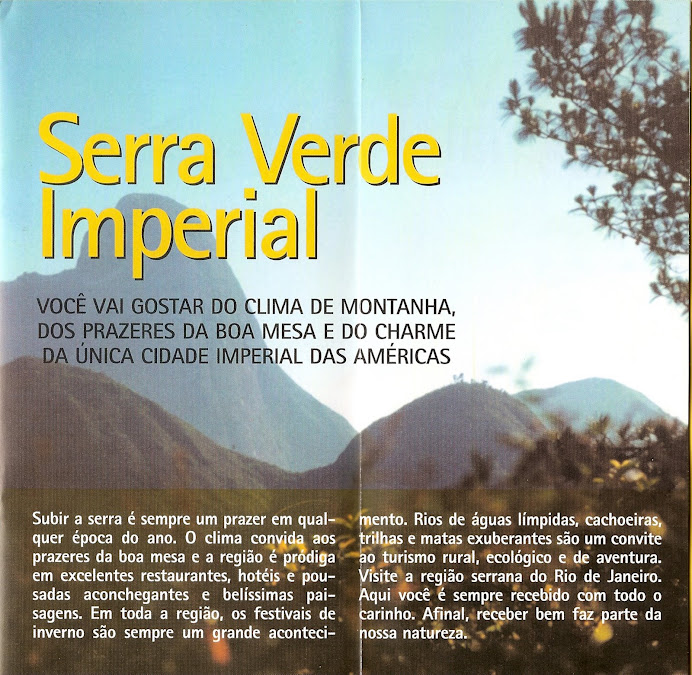 Serra Verde Imperial